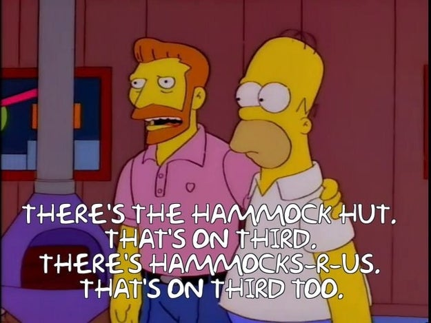 And, OF COURSE, it gave us the wonderful gift of Hank Scorpio, Homer's new boss who is full of support and good suggestions.