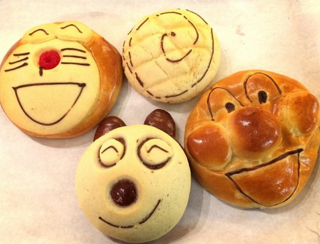 I mean the bread from their bakery literally smiles at you.