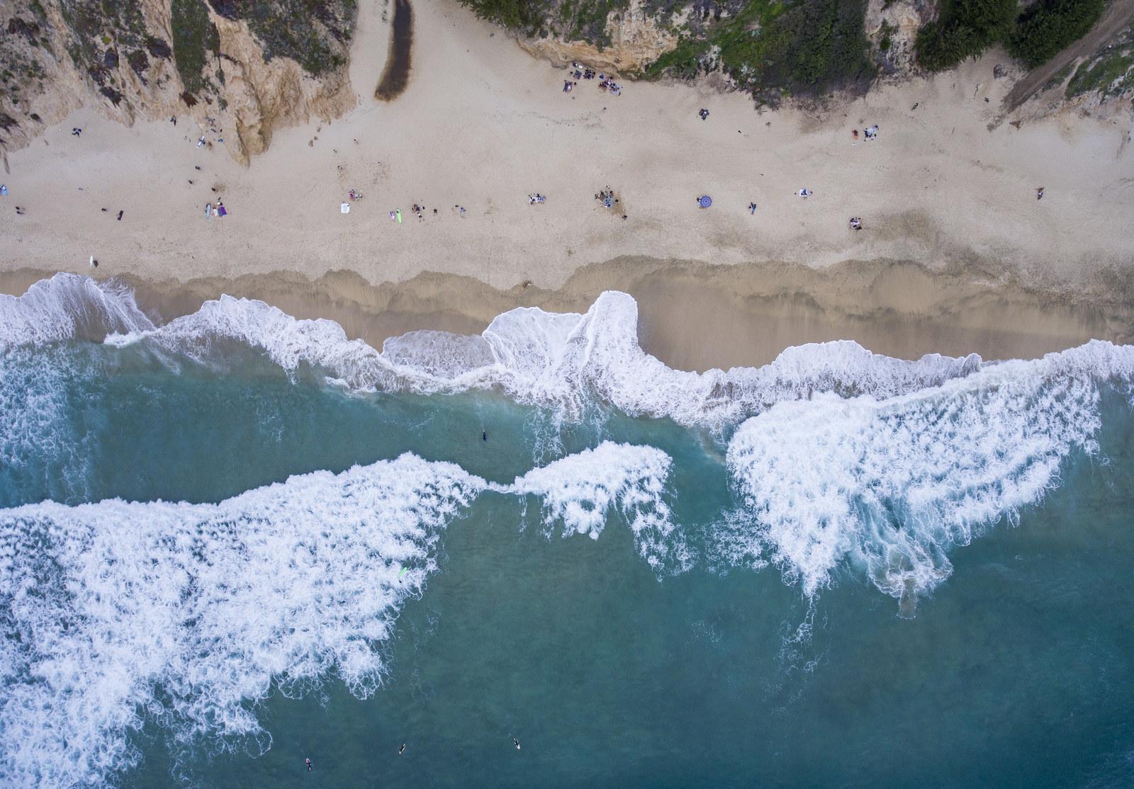 Gray Whale Cove, California