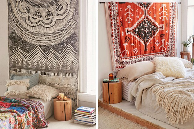 17 ways to make your home look like a hippie hideaway for Buzzfeed room decor quiz