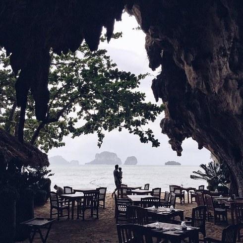 the grotto in krabi thailand