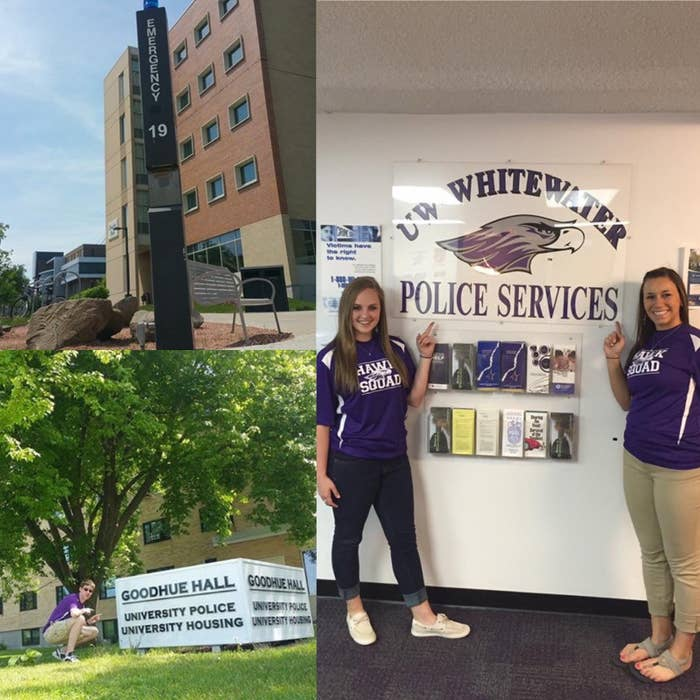 How To Be A Warhawk With Haley Young Auditorium Uww Campus Map on depere street map, 541 rush street map, uw map,