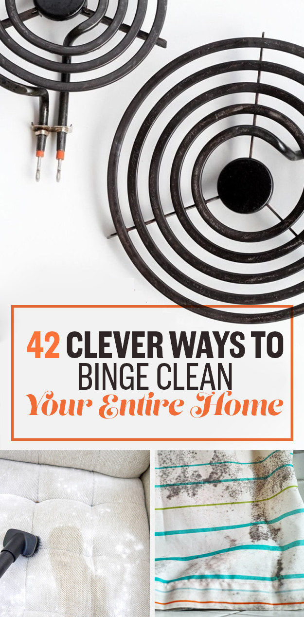 42 Ways To Make Your Entire Home Cleaner Than It 39 S Ever Been