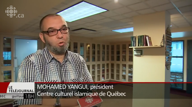 """The National Council of Canadian Muslims called for the incident to be investigated as a possible hate crime, and for the perpetrator to be """"swiftly brought to justice."""" """"We must continue to work for cohesive and welcoming communities, where hatred against any group, individual, or institution is simply unacceptable,"""" NCCM Executive Director Ihsaan Gardee said in a statement."""