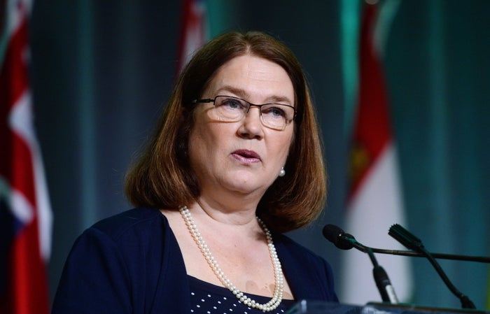 Health Minister Jane Philpott.
