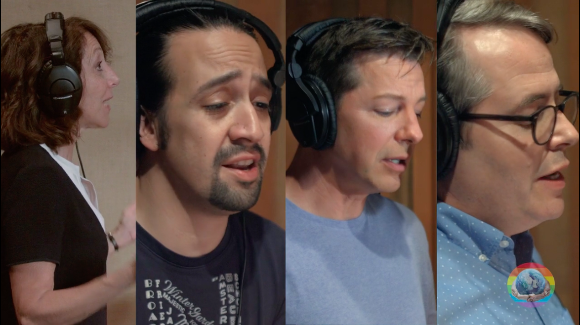 Dozens of Broadway Stars Recorded A Powerful Song For Orlando