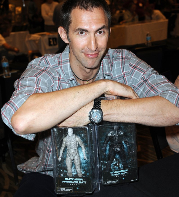 This is Ian Whyte, the 7'1