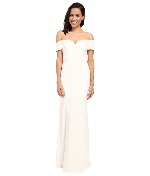 27 Wedding Dresses You Didn't Know You Could Get At Zappos