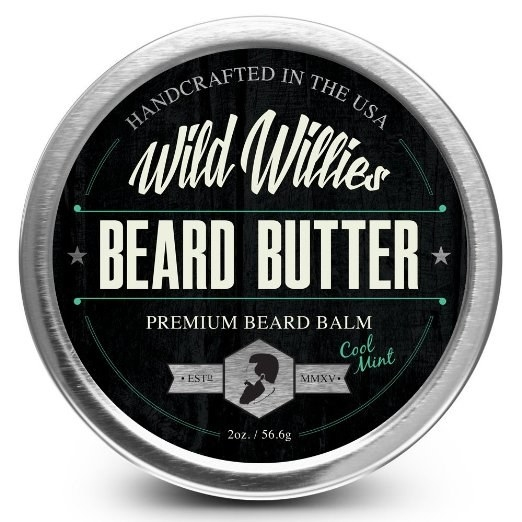 Some beard balm to keep your facial hair properly conditioned.