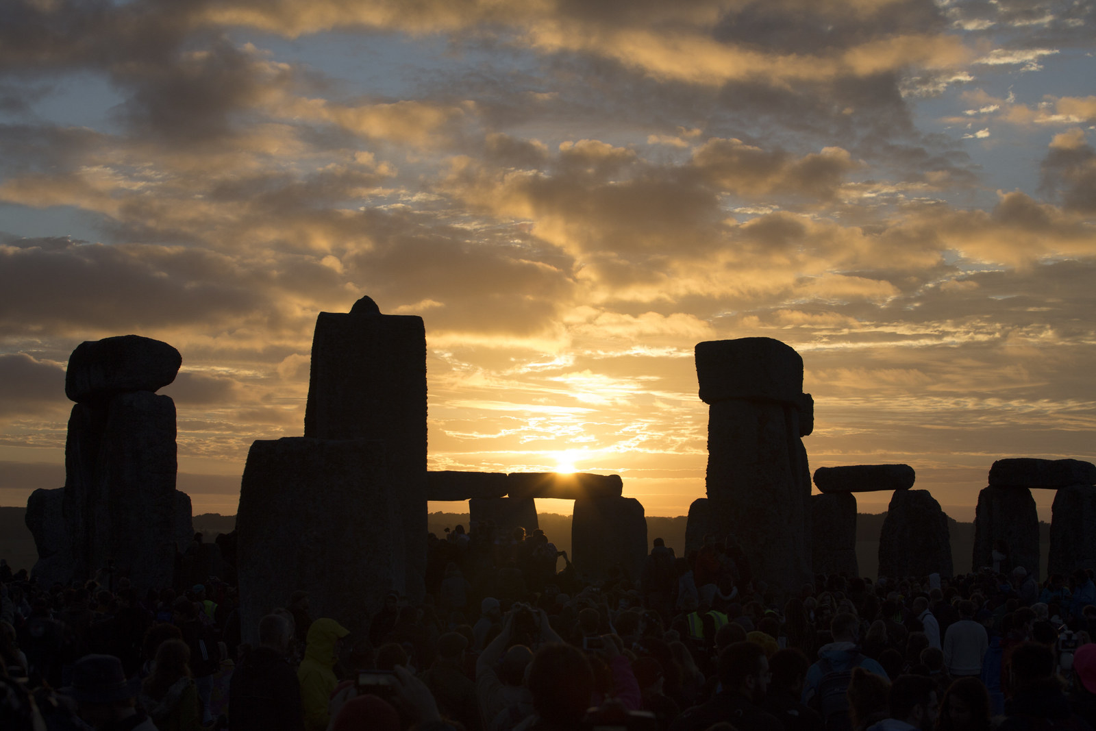 The Summer Solstice Sunrise At Stonehenge Was Pretty ...
