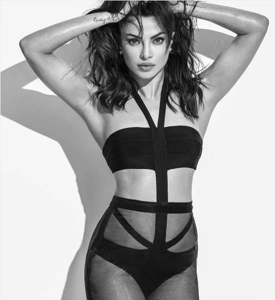 Here Are 7 More Pictures Of Priyanka Chopra From The Latest Maxim