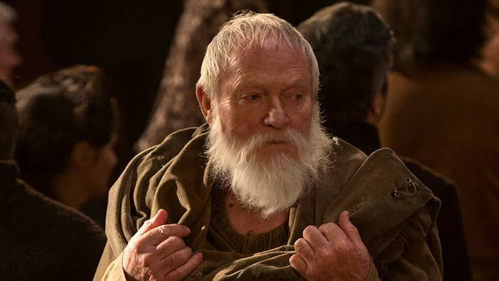 Maester Pycelle is a lecherous old man who should really be taken off the dating circuit ASAP.