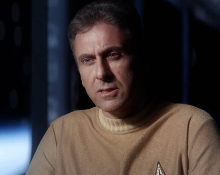 Alec Peters in Prelude to Axanar.