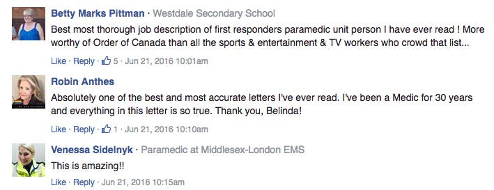 This GutWrenching Letter From A Paramedic Shows What Its Really – Paramedic Job Description
