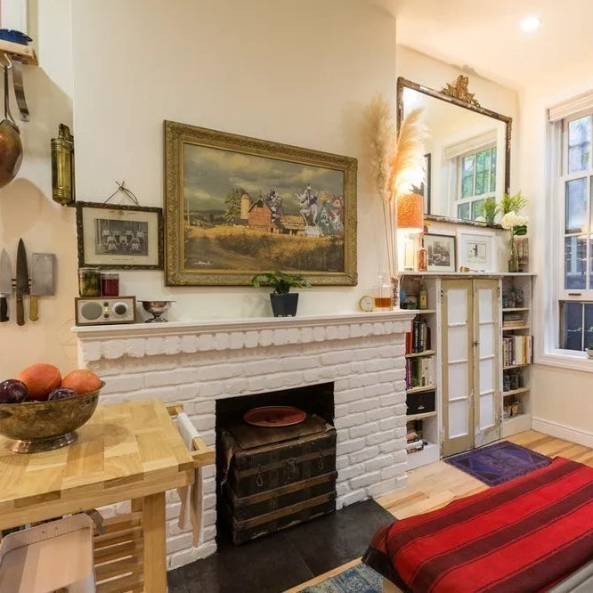 Newspaper Apartment Listings: 13 Clever Tiny Apartments That Are So Freaking Inspiring