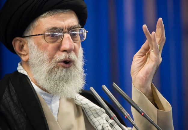 Well, have no fear! Ayatollah Ali Khamenei, the Supreme Leader of Iran, is here to soothe your furrowed brow.