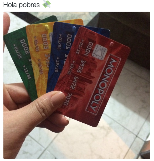 Ninguna tiene límite de crédito.