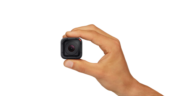 The GoPro Hero Session ($200) is the most simple waterproof action camera for first time GoPro-ers.