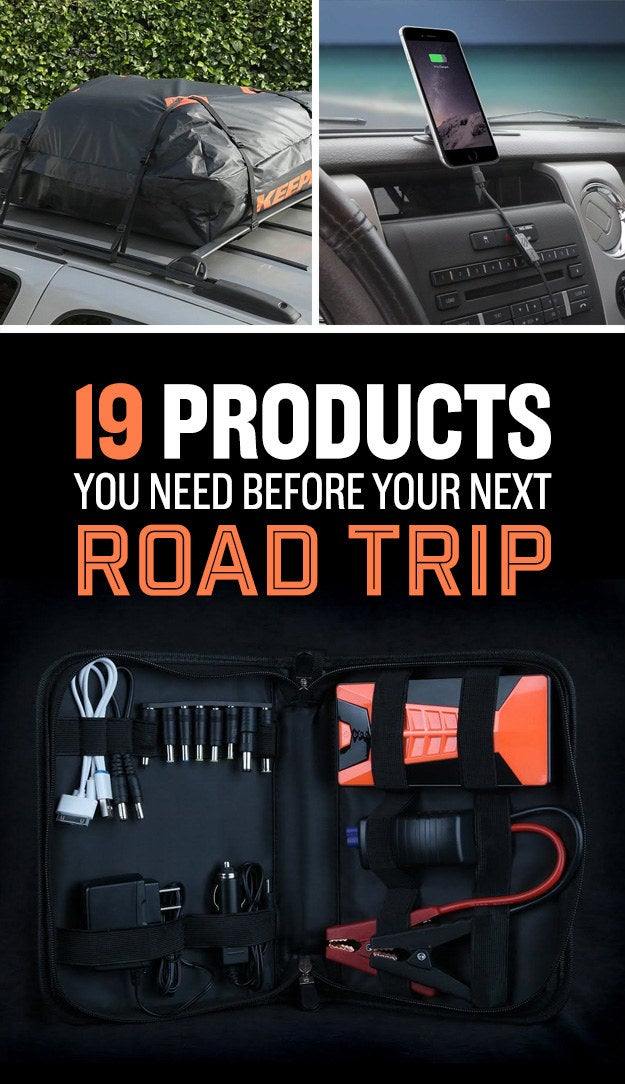 23 Car Accessories You Never Knew You Needed