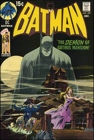 How Batman Made Me Fall In Love With Comic Books