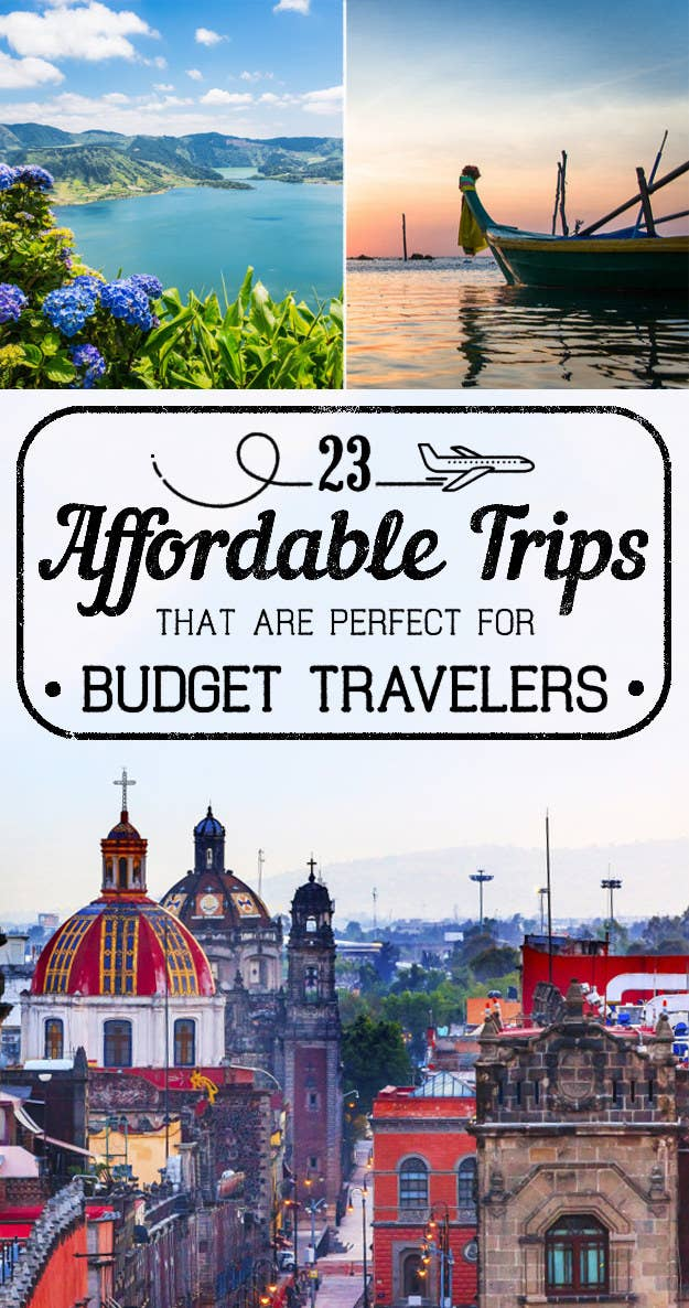 Affordable Vacations That Are Perfect For Budget Travelers - Budget vacations
