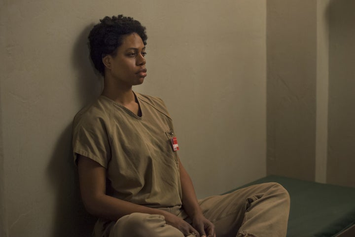 """Everything You Need To Know About Sophia's Nightmarish Season Of """"Orange Is The New Black"""""""