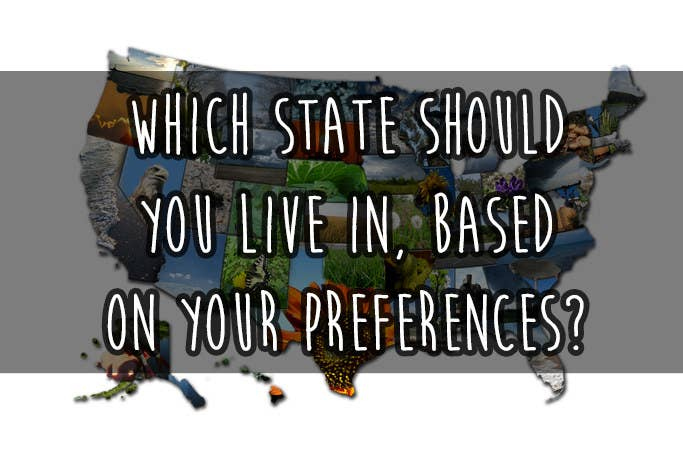 50f56c5b0f47b7 Which U.S. State Should You Live In