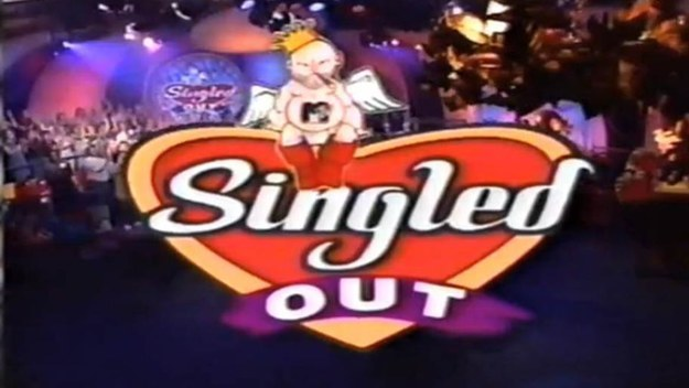 Singled out dating show
