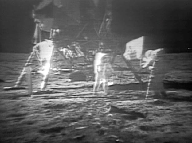 moon Holy landing fuck