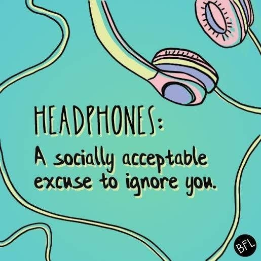 My friend Muireann passed on this tip to me. If you work in a busy space and find that general hustle and bustle is still audible through your headphones, then sync up some white noise on YouTube.I like to play this one, and have music on Spotify. It means that I can concentrate more easily and don't get distracted by half-heard conversations.