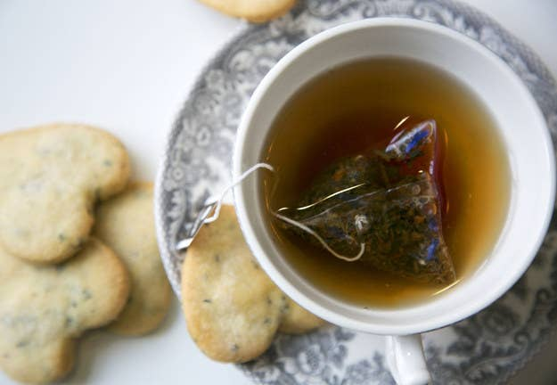 You don't have to spend big money on this – it could be as simple as buying the kind of teabags you like, instead of relying on PG Tips. Or if you're a PG Tips fan, why not try out some tea and biscuit pairings? There's a great guide here that advocates some fancier options, like Earl Grey tea and lavender biscuits, as well as breakfast tea and digestives. If you feel like splashing out, then I love Good and Proper Tea – they have a shop in London, but also sell online. Their Darjeeling blend is delicious, and only £8 for a big bag.