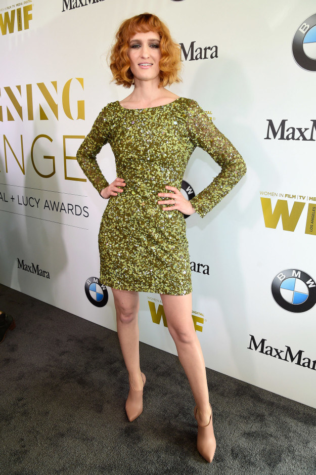 4. Breeda Wool at The Women In Film 2016 Crystal + Lucy Awards