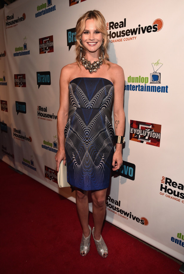3. Meghan King Edmonds at The Real Housewives Of Orange County 10 year celebration