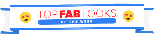 This Week's Top 5 Fab Celebrity Looks