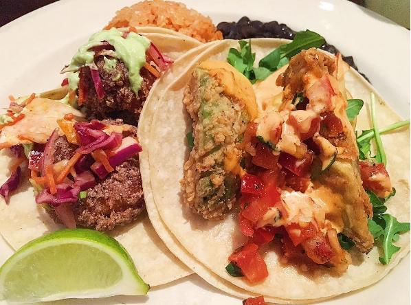 Chef-Crafted Tacos at Eldorado Grill
