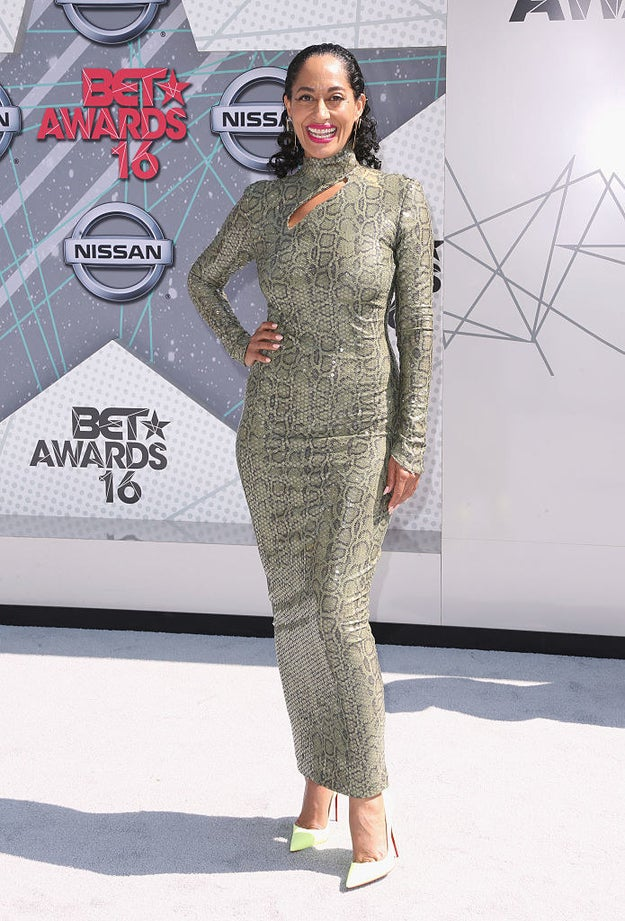 Here Are All Of The Fabulous Looks From The 2016 BET Awards Red Carpet