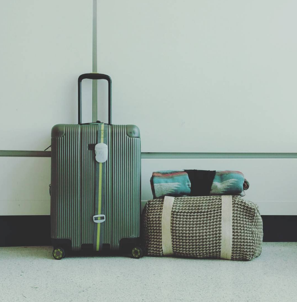 Make sure your necessities are in your carry-on or try to not check a bag at all.