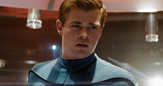 If you saw 2009's Star Trek, you may recall that it featured a pre-Thor Chris Hemsworth as dad to a wee James Tiberius Kirk.