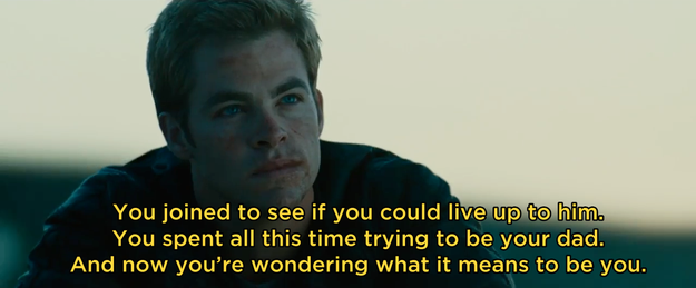 Hemsworth's character's been looped back around in this new trailer, showing us the impact he's had on his son's life.