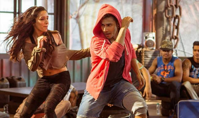 Varun and Shraddha amazed us with their performances in Disney's ABCD 2. The hip and the hop. With the pop lock. Just amazing.