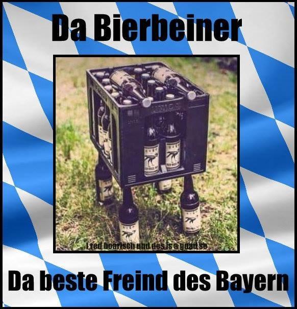 So sieht er aus, der beste Freund eines jeden Bayern.