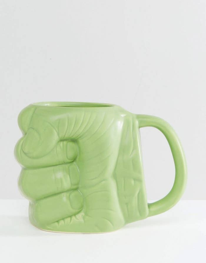 For the coffees that stop all our Hulk-like rages. Get it here.