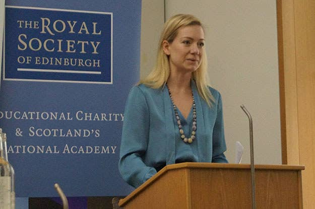 Nicola Blackwood, chair of the House of Commons science and technology select committee.