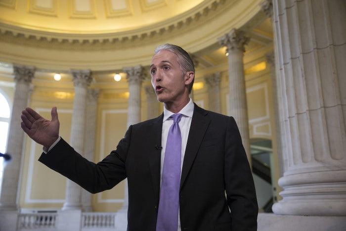House Benghazi Committee Chairman Rep. Trey Gowdy