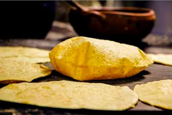 Y nada, NADA se compara con una tortilla recién hecha A MANO.