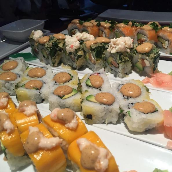 La verdad, no hay mejor sushi que el sushi mexicano.