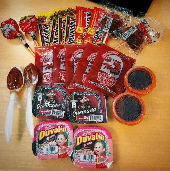 ¿Qué darías por una buena dotación de dulces mexicanos?