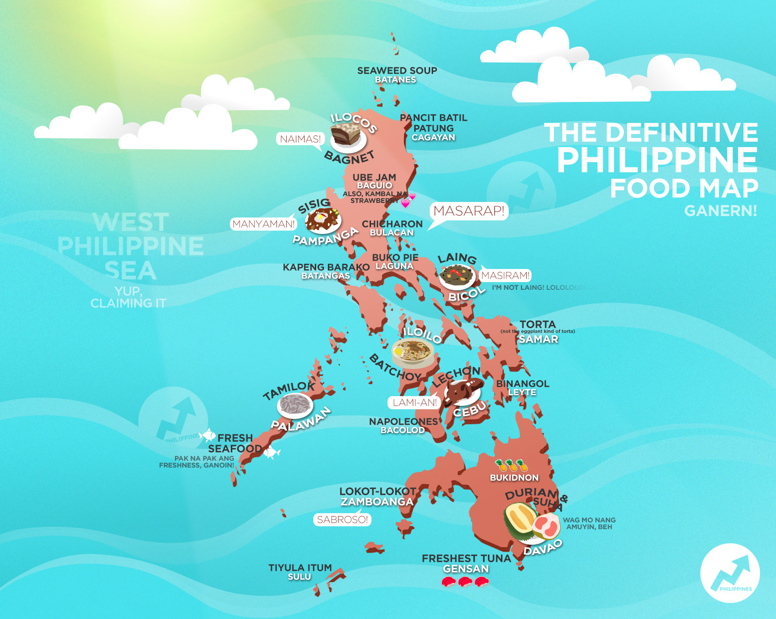 Here's Your Ultimate Guide To Tasting Every Filipino Delicacy