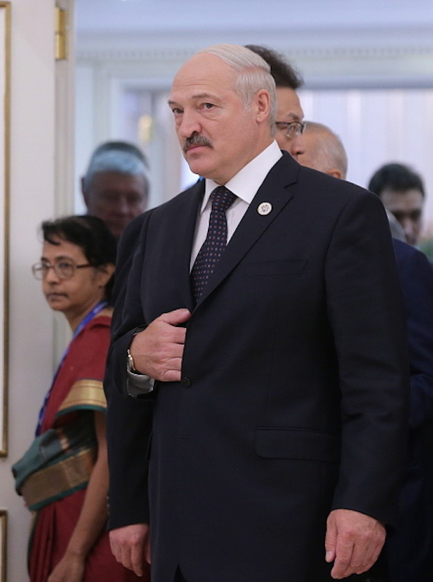 Belarus President Alexander Lukashenko delivered an impassioned speech to the All-Belarusian People's Assembly on June 22, urging people to seek out and tackle their own opportunities rather than relying on the government to constantly provide.