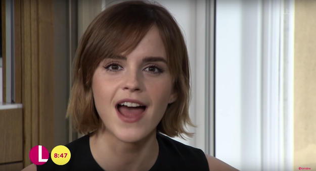 Emma Watson's Tina Turner Ringtone Went Off Mid-Interview And She Was Mortified